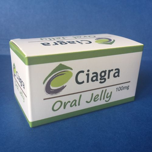 CIAGRA ORAL JELLY (Box of 10 sachet)